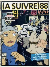 Cover Thumbnail for (À Suivre) (Casterman, 1977 series) #88