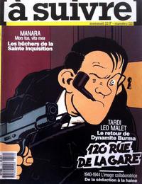 Cover Thumbnail for (À Suivre) (Casterman, 1977 series) #112