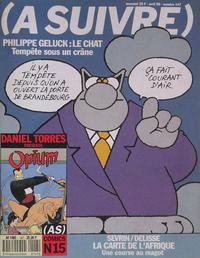 Cover Thumbnail for (À Suivre) (Casterman, 1977 series) #147