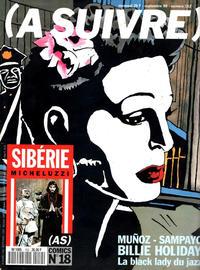 Cover Thumbnail for (À Suivre) (Casterman, 1977 series) #152