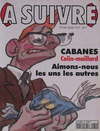 Cover Thumbnail for (À Suivre) (Casterman, 1977 series) #230
