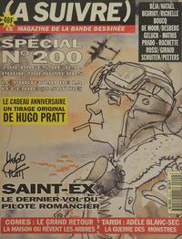 Cover Thumbnail for (À Suivre) (Casterman, 1977 series) #200