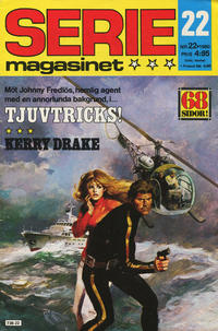 Cover Thumbnail for Seriemagasinet (Semic, 1970 series) #22/1980