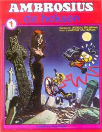 Cover Thumbnail for Ambrosius (CentriPress, 1979 series) #1 - De heksen