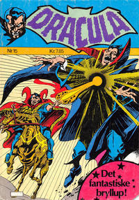 Cover Thumbnail for Dracula (Winthers Forlag, 1982 series) #15