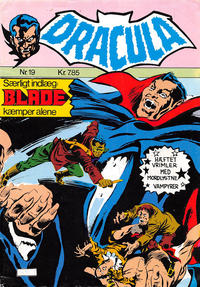 Cover Thumbnail for Dracula (Winthers Forlag, 1982 series) #19