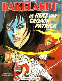 Cover Thumbnail for Bakelandt (Standaard Uitgeverij, 1993 series) #43