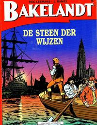 Cover Thumbnail for Bakelandt (Standaard Uitgeverij, 1993 series) #15