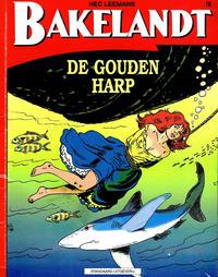 Cover Thumbnail for Bakelandt (Standaard Uitgeverij, 1993 series) #16