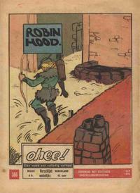 Cover Thumbnail for Ohee (Het Volk, 1963 series) #386