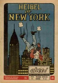 Cover Thumbnail for Ohee (Het Volk, 1963 series) #389