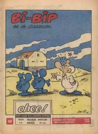 Cover Thumbnail for Ohee (Het Volk, 1963 series) #400