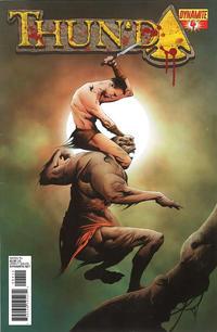 Cover Thumbnail for Thun'da (Dynamite Entertainment, 2012 series) #4