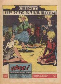 Cover Thumbnail for Ohee (Het Volk, 1963 series) #406