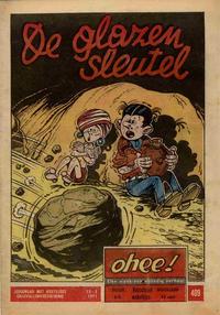 Cover Thumbnail for Ohee (Het Volk, 1963 series) #409