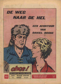 Cover Thumbnail for Ohee (Het Volk, 1963 series) #412