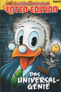 Cover Thumbnail for Lustiges Taschenbuch Enten-Edition (Egmont Ehapa, 2000 series) #34 - Das Universal-Genie