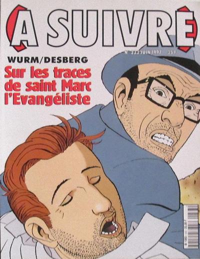 Cover for (À Suivre) (Casterman, 1977 series) #233