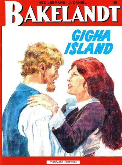 Cover for Bakelandt (Standaard Uitgeverij, 1993 series) #45