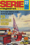 Cover for Seriemagasinet (Semic, 1970 series) #27/1981
