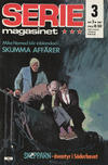 Cover for Seriemagasinet (Semic, 1970 series) #3/1987