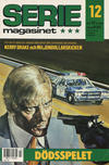 Cover for Seriemagasinet (Semic, 1970 series) #12/1987