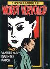 Cover for Wordt Vervolgd (Casterman, 1980 series) #71