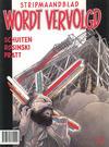 Cover for Wordt Vervolgd (Casterman, 1980 series) #73