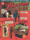 Cover for The Phantom (Feature Productions, 1949 series) #62