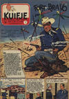 Cover for Kuifje (Le Lombard, 1946 series) #1/1955
