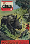 Cover for Kuifje (Le Lombard, 1946 series) #3/1955