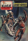 Cover for Kuifje (Le Lombard, 1946 series) #8/1955
