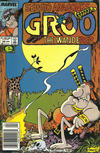 Cover for Sergio Aragonés Groo the Wanderer (Marvel, 1985 series) #38 [Newsstand Edition]
