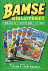 Cover for Bamsebiblioteket (Egmont, 2000 series) #28
