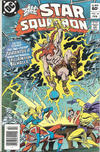 Cover for All-Star Squadron (DC, 1981 series) #18 [Newsstand]