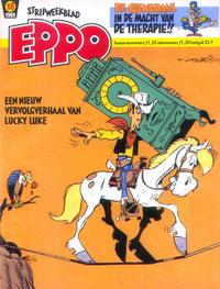 Cover Thumbnail for Eppo (Oberon, 1975 series) #18/1981