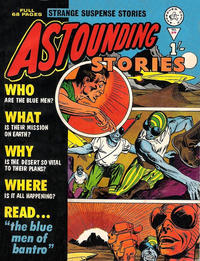 Cover Thumbnail for Astounding Stories (Alan Class, 1966 series) #59