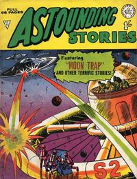 Cover Thumbnail for Astounding Stories (Alan Class, 1966 series) #45