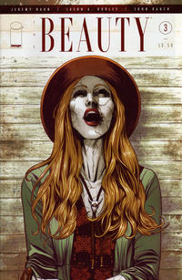 Cover for The Beauty (Image, 2015 series) #3 [Cover A]