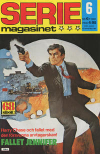 Cover Thumbnail for Seriemagasinet (Semic, 1970 series) #6/1981