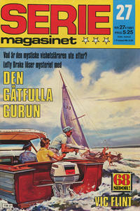 Cover Thumbnail for Seriemagasinet (Semic, 1970 series) #27/1981