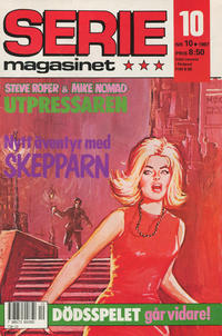 Cover Thumbnail for Seriemagasinet (Semic, 1970 series) #10/1987