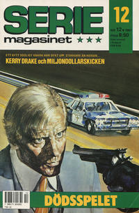 Cover Thumbnail for Seriemagasinet (Semic, 1970 series) #12/1987