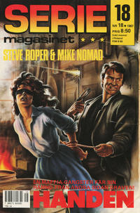 Cover Thumbnail for Seriemagasinet (Semic, 1970 series) #18/1987