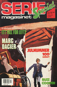 Cover Thumbnail for Seriemagasinet (Semic, 1970 series) #25/1987