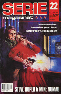 Cover Thumbnail for Seriemagasinet (Semic, 1970 series) #22/1988