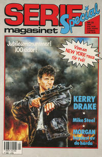 Cover Thumbnail for Seriemagasinet (Semic, 1970 series) #25/1988