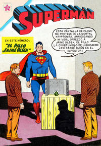 Cover Thumbnail for Supermán (Editorial Novaro, 1952 series) #179