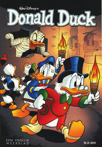 Cover Thumbnail for Donald Duck (Sanoma Uitgevers, 2002 series) #21/2010