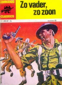 Cover Thumbnail for Commando Classics (Classics/Williams, 1973 series) #49